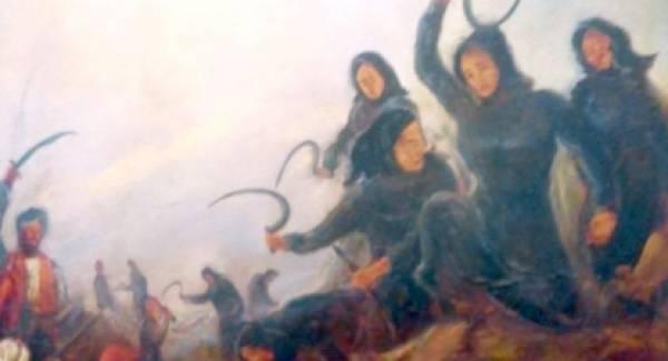 Η Μάχη του Διρού στη Μάνη - Notospress.gr