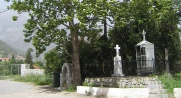 1753: O Άγιος Χαράλαμπος σώζει την Τρύπη από την πανούκλα
