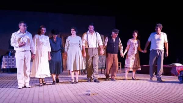 «Μάγεψε» το κοινό το 2ο «Πανελλήνιο Φεστιβάλ Ερασιτεχνικού Θεάτρου»