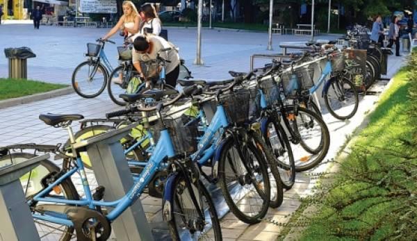 Σπάρτη: Ποδηλατόδρομοι και ποδηλατοκίνηση
