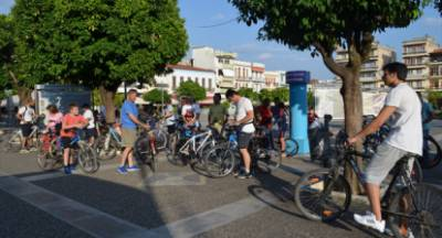 Παγκόσμια Ημέρα Ποδηλάτου και η 3π στο δρόμο