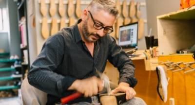 Νικόλαος Γερμανός: ένας καλλιτέχνης υποδηματοποιός που γεννήθηκε στη Σπάρτη