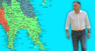 Ολοκληρώνει τις περιοδείες του ο υποψήφιος Βουλευτής με τη ΝΔ Νεοκλής Κρητικός
