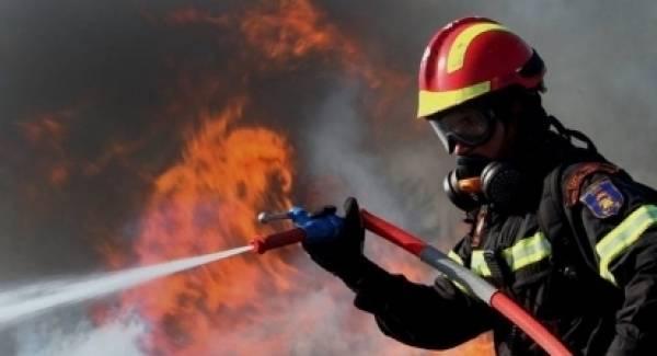 Επιστολή του Διοικητή της Π.Υ. Γυθείου για την κατάσβεση της πυρκαγιάς στη Νέα Μαραθέα