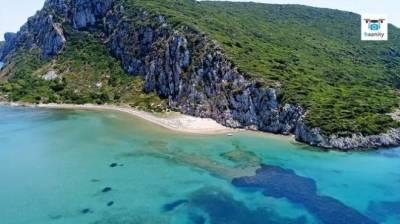 Το παραδεισένιο ελληνικό νησί που ανήκε στη Σπάρτη