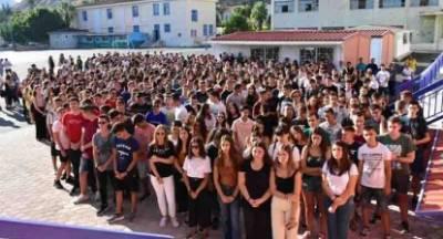 Αγιασμός σε Σχολεία του Ναυπλίου
