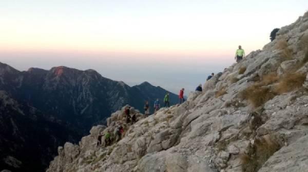 Στο «χαλασμένο» βουνό ο ΕΟΣ Καλαμάτας