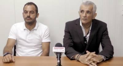 Δηλώσεις Τσίρκοβιτς και Σπυρόπουλου μετά το 3-0 (video)