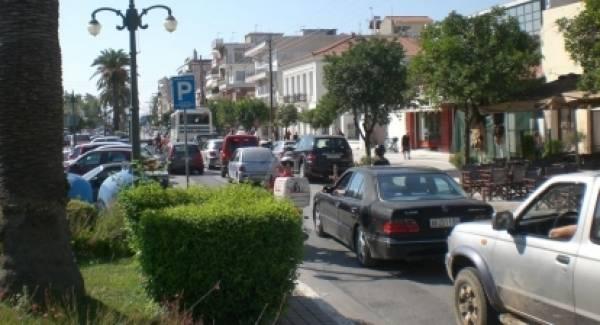 Εντατικοί έλεγχοι και πρόστιμα για την στάθμευση στη Σπάρτη