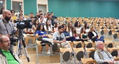Η Σπάρτη υποδέχτηκε τους φοιτητές της Φυσικοθεραπείας
