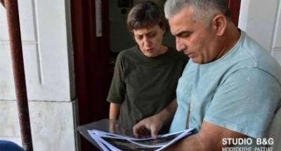 Ξεκίνησαν εργασίες συντήρησης στον Άγιο Νικόλαο Ναυπλίου (photos&video)