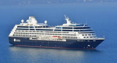 Το «Azamara Journey» κάνει στάση στο Ναύπλιο (photos)