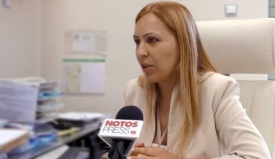Ζ.Κακαλέτρη: Έχω ανάγκη να αγωνίζομαι για το σεβασμό προς καθετί ελληνικό