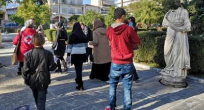 Ο φιλο-ξενών και ο φιλο-ξενούμενος συνιστούν την ουσία του πολιτισμού