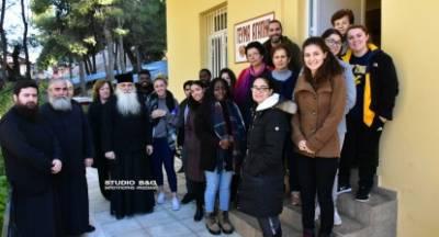 Κοινωνική προσφορά από φοιτητές στο Ναύπλιο
