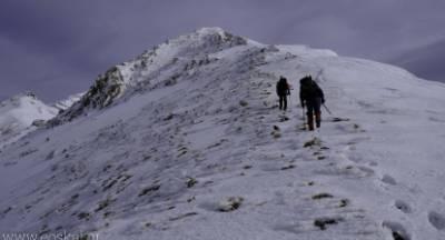 Η κορυφή του Ταϋγέτου η πρώτη στάση του ΟΣΚ για το 2020