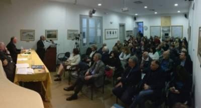 Με επιτυχία η εκδήλωση του δήμου Σπάρτης για την παρουσίαση δύο βιβλίων