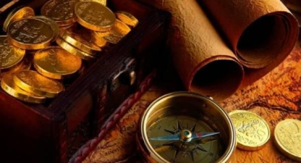 Κρυμμένοι θησαυροί, χάρτες, λαγούμια, λίρες και πιθάρια στην Πελοπόννησο!