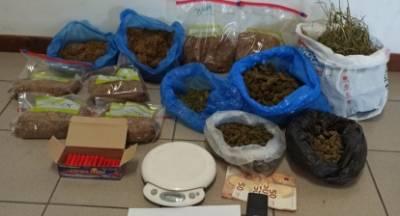 Συνελήφθη 63χρονος για ναρκωτικά στη Μεσσηνία