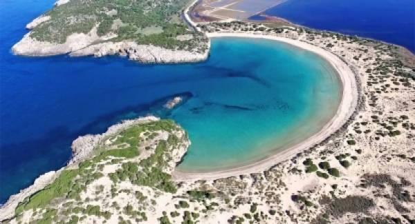 Kι όμως οι ομορφότερες παραλίες της Μεσσηνίας έχουν αυτά τα ονόματα: Boϊδοκοιλιά, Φονέας, Καλογριά! (video)