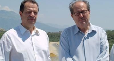 Τατούλης καλεί Τσίπρα: «Η πολιτική συνεργασία  Δέδε με τον γαλάζιο Περιφερειάρχη Πελοποννήσου, εκλεκτό του Μητσοτάκη, είναι γνωστή στο ΣΥΡΙΖΑ;»