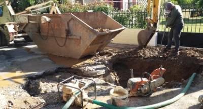 Διακοπή νερού λόγω βλάβης σε περιοχή της Σπάρτης!