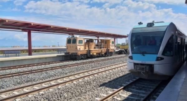 Το τρένο της γραμμής Κιάτο – Αίγιο σφυρίζει και πάλι!