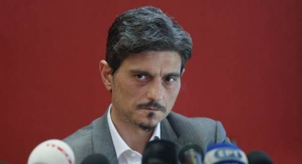 Γιαννακόπουλος: «Παναθηναϊκέ μου, αντίο και καλή τύχη»