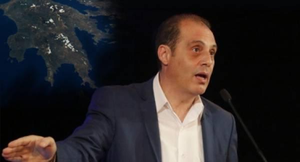 Βελόπουλος: «Πλημμύρες από εργολαβία στο Σπαθοβούνι απειλούν καλλιέργειες!»