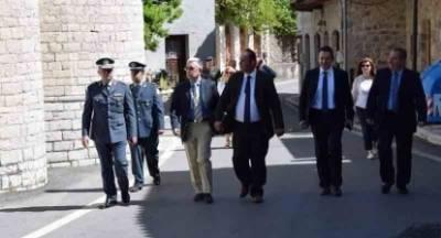 Τίμησαν την επέτειο για την Α' Πελοποννησιακή Γερουσία στη Στεμνίτσα