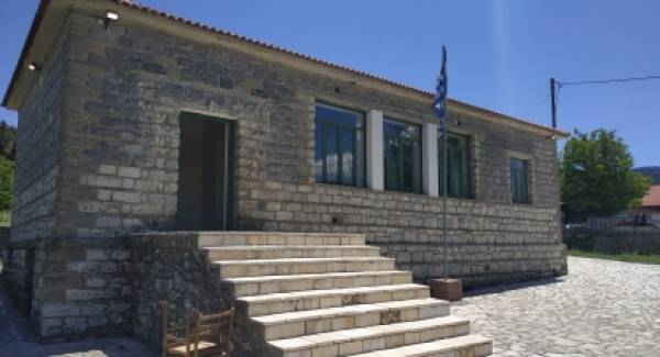 Ίδρυση εποχικού πυροσβεστικού κλιμακίου στην Καρκαλού Δήμου Γορτυνίας