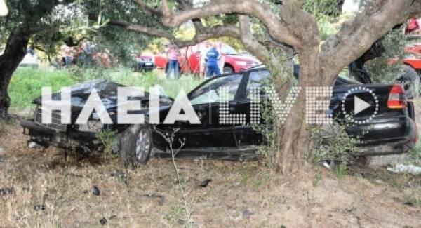Τραγωδία με 17χρονο σε θανατηφόρο τροχαίο στη Ζαχάρω