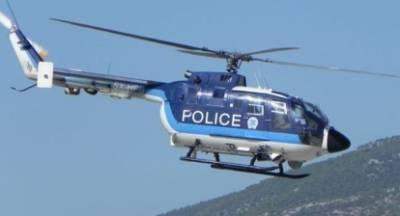 Δεν ξέφυγε απο το ελικόπτερο της ΕΛ.ΑΣ. Φυτεία χασίς στη Μεσσηνία (photos)