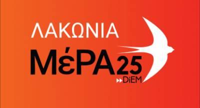Το ΜέΡΑ25 Λακωνίας στηρίζει τους πολίτες ενάντια στον Χ.Υ.Τ.Υ. Σκάλας!