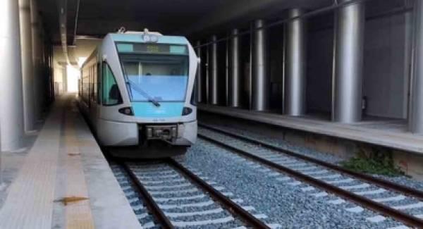 Το τρένο σφύριξε στο Αίγιο!