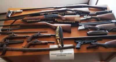 Συνελήφθη «αμαζόνα» στη Καλαμάτα με αξιοζήλευτο απλοστάσιο!