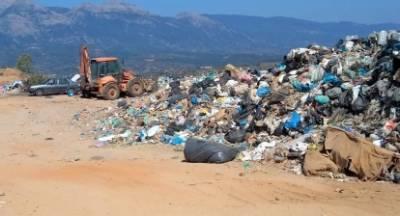 Εικόνες  ντροπής σε περιοχή του Δήμου Σπάρτης
