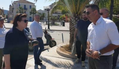 Στο Ναύπλιο η Λ. Μενδώνη. Επιστρέφει η λαιμητόμος στο Μπούρτζι