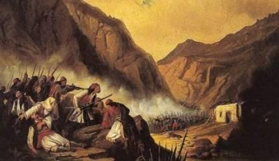 26 Ιουλίου 1822. H Μάχη των Δερβενακίων και η Σφαγή του Δράμαλη!