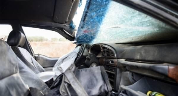 Δύο τραυματίες σε τροχαίο στη Λακωνία