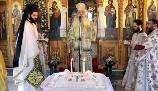 Με προσευχές και ευχές ο εορτασμός του Αγίου Παντελεήμονος, προστάτη του Ιδρύματος Χρονίως Πασχόντων Σπάρτης (video)