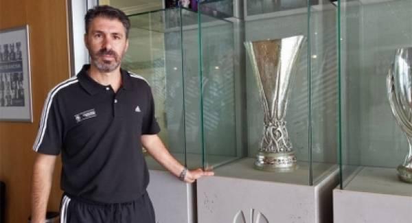 Νέος προπονητής του Παναρκαδικού ο Ευάγγελος Ντίσιος