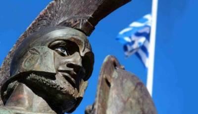 Απαγορευμένες οι λέξεις: «Σπάρτη», «Λεωνίδας», «300» από την ηγεσία και την ηγεμονία της σύγχρονης Ελλάδας!