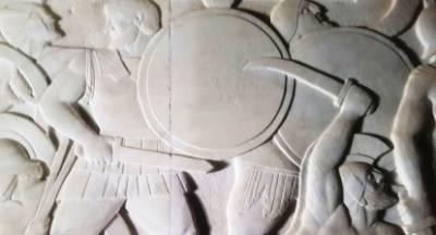 Ακουστικό ταξίδι 2500 χρόνων στο παρελθόν (video)