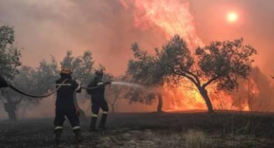 Προσοχή! Υψηλός κίνδυνος πυρκαγιάς στην Πελοπόννησο!