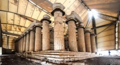 Ο ΕΟΣ Καλαμάτας πεζοπορεί στο Ναό του Επικούριου Απόλλωνα