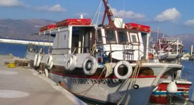 Πωλείται σκάφος 15 μέτρων