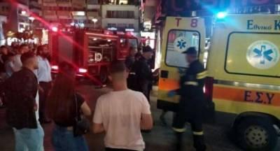 Σοβαρό ατύχημα με ποδήλατο στην πλατεία της Καλαμάτας