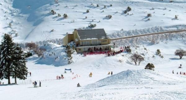 «Παγώνουν» οι χειμερινοί προορισμοί της Πελοποννήσου!