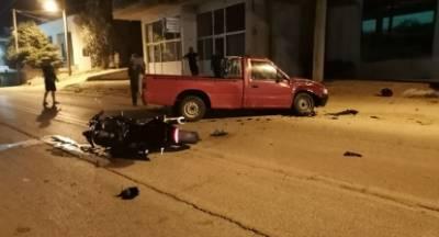 Σοβαρό τροχαίο με τρεις τραυματίες στο Άργος (photos)